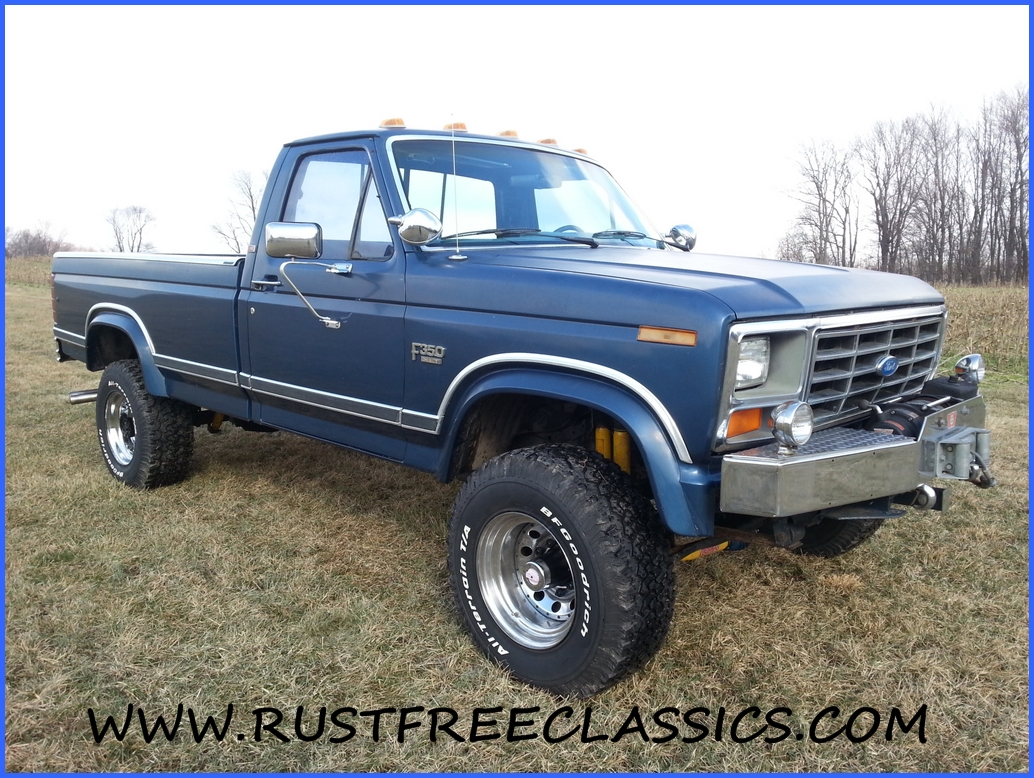 1993 ford f350 lifted